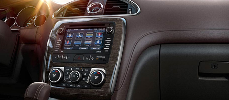 BUICK INTELLILINK COLOR TOUCH RADIO